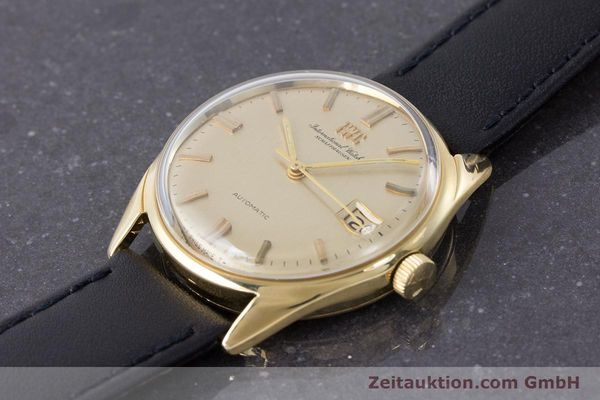 Used luxury watch IWC Portofino 18 ct gold automatic Kal. 8541 Ref. R810A  | 161390 01
