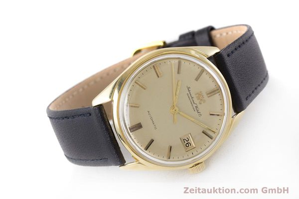 Used luxury watch IWC Portofino 18 ct gold automatic Kal. 8541 Ref. R810A  | 161390 03