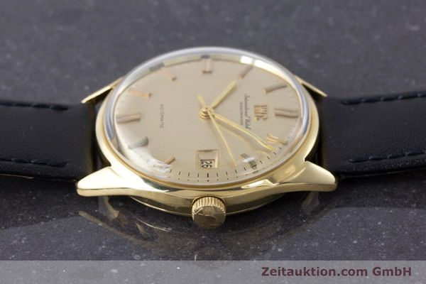 Used luxury watch IWC Portofino 18 ct gold automatic Kal. 8541 Ref. R810A  | 161390 05