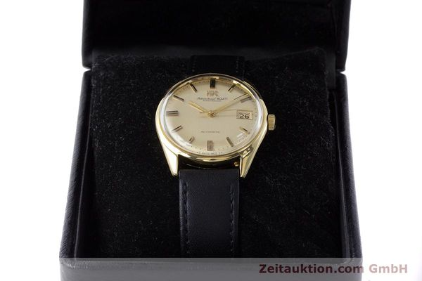 Used luxury watch IWC Portofino 18 ct gold automatic Kal. 8541 Ref. R810A  | 161390 07