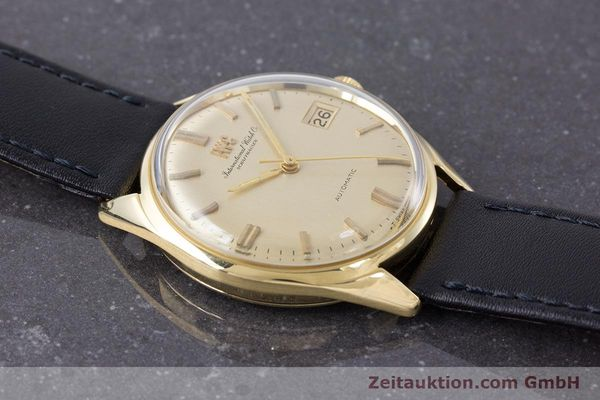 Used luxury watch IWC Portofino 18 ct gold automatic Kal. 8541 Ref. R810A  | 161390 13