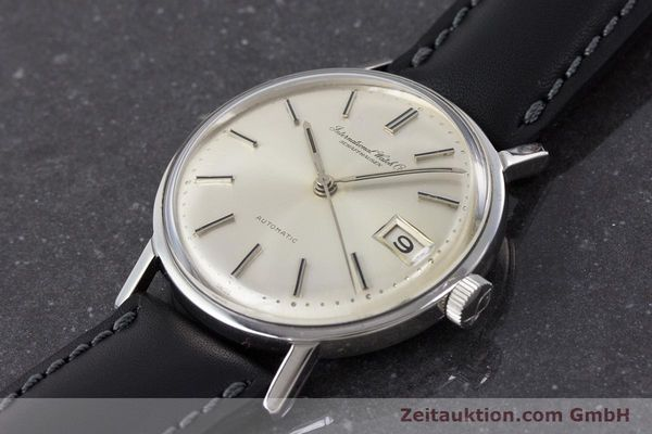 Used luxury watch IWC Portofino steel automatic Kal. 8541 Ref. 807A  | 161391 01