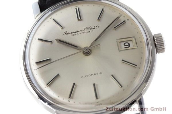 Used luxury watch IWC Portofino steel automatic Kal. 8541 Ref. 807A  | 161391 02