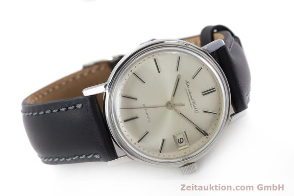 Used luxury watch IWC Portofino steel automatic Kal. 8541 Ref. 807A  | 161391 03
