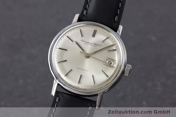 Used luxury watch IWC Portofino steel automatic Kal. 8541 Ref. 807A  | 161391 04