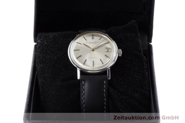 Used luxury watch IWC Portofino steel automatic Kal. 8541 Ref. 807A  | 161391 07
