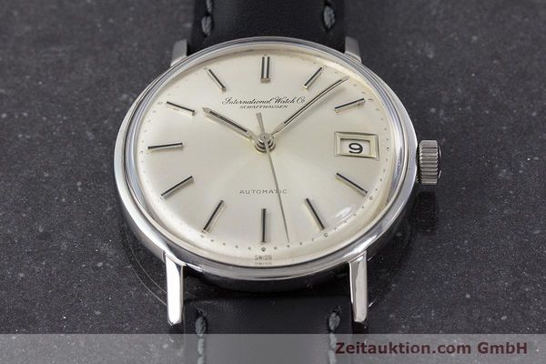 Used luxury watch IWC Portofino steel automatic Kal. 8541 Ref. 807A  | 161391 14