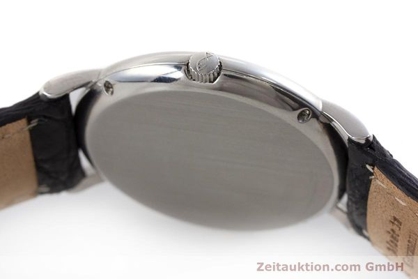Used luxury watch IWC Portofino steel quartz Kal. 2210  Eta 255411 Ref. 3331  | 161402 08