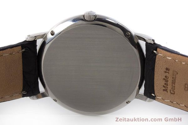 Used luxury watch IWC Portofino steel quartz Kal. 2210  Eta 255411 Ref. 3331  | 161402 09
