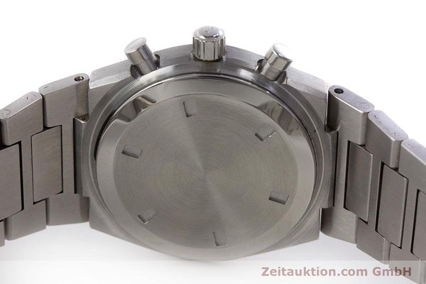 Used luxury watch IWC Ingenieur chronograph steel quartz Kal. 630 Ref. 3733  | 161403 08