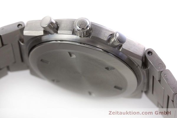 Used luxury watch IWC Ingenieur chronograph steel quartz Kal. 630 Ref. 3733  | 161403 11
