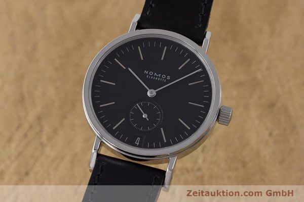 NOMOS TANGENTE SPORT STEEL MANUAL WINDING KAL. BETA LP: 2080EUR [161409]