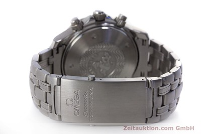 OMEGA SEAMASTER CHRONOGRAPH STEEL AUTOMATIC KAL. 1164 LP: 4800EUR [161412]