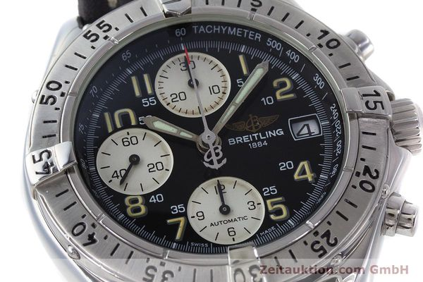 Used luxury watch Breitling Colt chronograph steel automatic Kal. B13 ETA 7750 Ref. A13035  | 161415 02