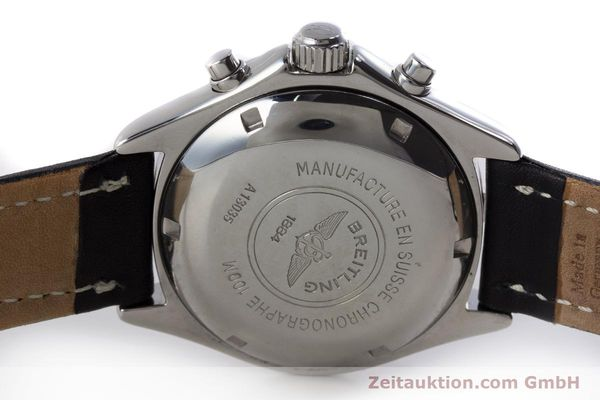 Used luxury watch Breitling Colt chronograph steel automatic Kal. B13 ETA 7750 Ref. A13035  | 161415 09