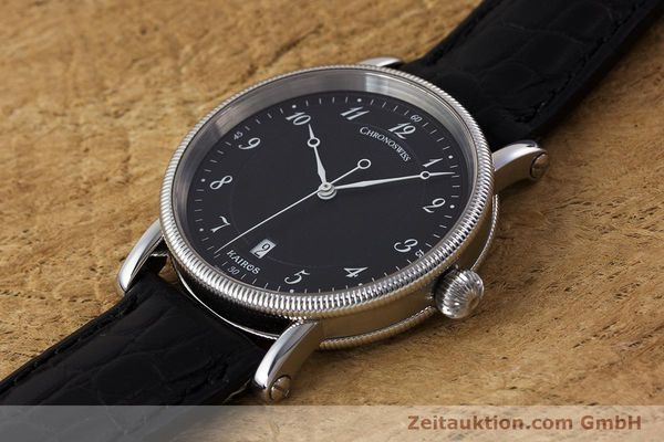 Used luxury watch Chronoswiss Kairos steel automatic Kal. ETA 2892A2 Ref. CH2823  | 161417 01