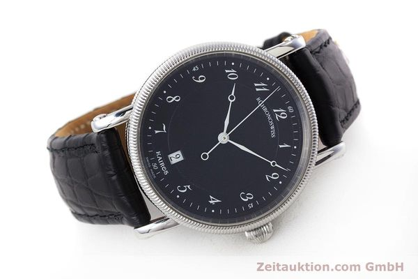 Used luxury watch Chronoswiss Kairos steel automatic Kal. ETA 2892A2 Ref. CH2823  | 161417 03