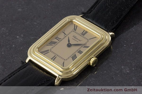 Used luxury watch Chopard * 18 ct gold manual winding Ref. 2036  | 161418 01
