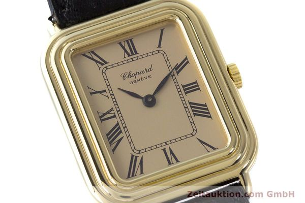 Used luxury watch Chopard * 18 ct gold manual winding Ref. 2036  | 161418 02