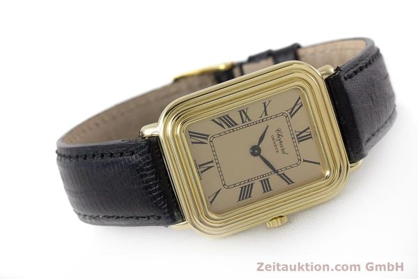 Used luxury watch Chopard * 18 ct gold manual winding Ref. 2036  | 161418 03