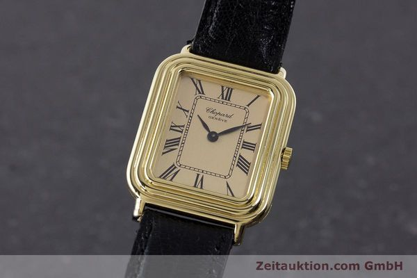 Used luxury watch Chopard * 18 ct gold manual winding Ref. 2036  | 161418 04