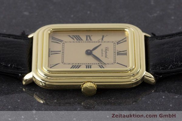 Used luxury watch Chopard * 18 ct gold manual winding Ref. 2036  | 161418 05