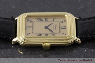 CHOPARD 18 CT GOLD MANUAL WINDING LP: 8540EUR [161418]