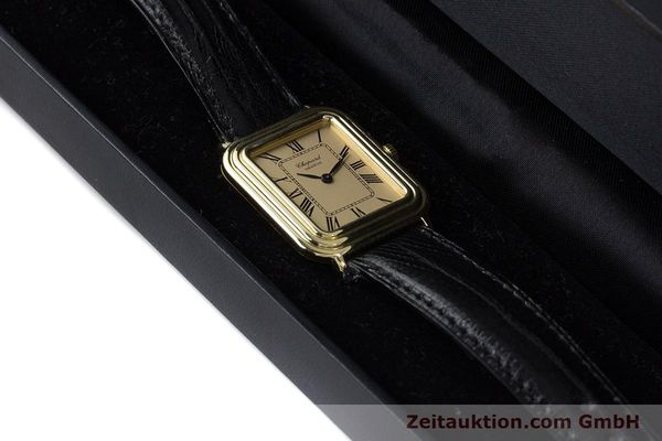 Used luxury watch Chopard * 18 ct gold manual winding Ref. 2036  | 161418 07