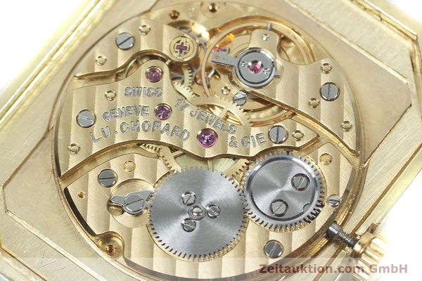 Used luxury watch Chopard * 18 ct gold manual winding Ref. 2036  | 161418 10