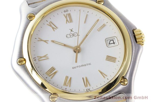 Used luxury watch Ebel 1911 steel / gold automatic Kal. 80 LWO 8810 Ref. 1080916  | 161421 02
