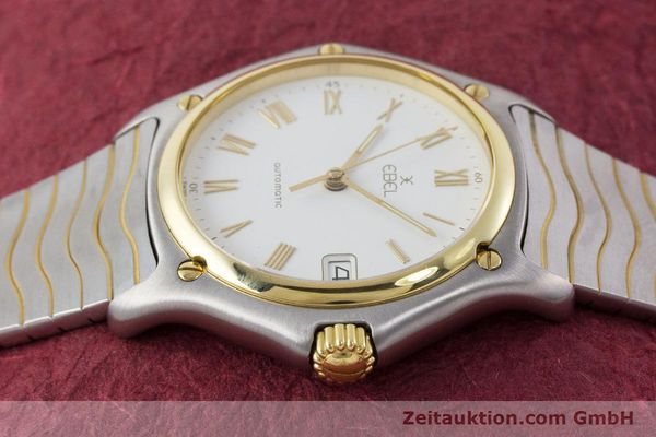 Used luxury watch Ebel 1911 steel / gold automatic Kal. 80 LWO 8810 Ref. 1080916  | 161421 05