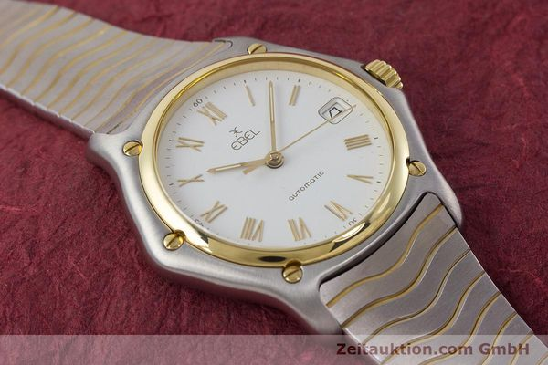 Used luxury watch Ebel 1911 steel / gold automatic Kal. 80 LWO 8810 Ref. 1080916  | 161421 14