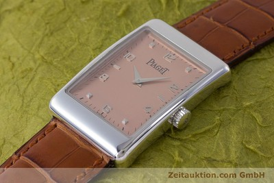 PIAGET 18 CT WHITE GOLD MANUAL WINDING KAL. 9P2 [161422]