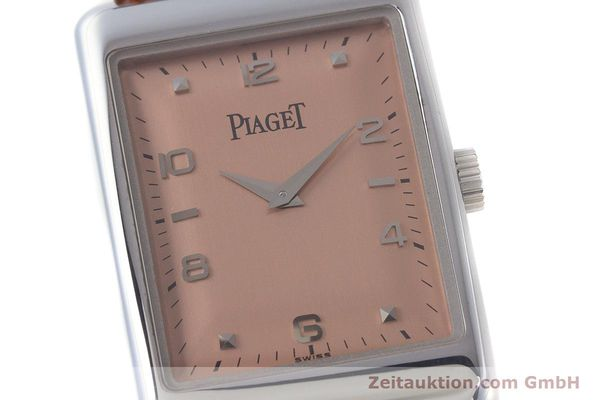 Used luxury watch Piaget * 18 ct white gold manual winding Kal. 9P2 Ref. 9952  | 161422 02