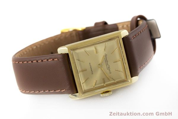 Used luxury watch IWC * 18 ct gold automatic Kal. 44 VINTAGE  | 161423 03