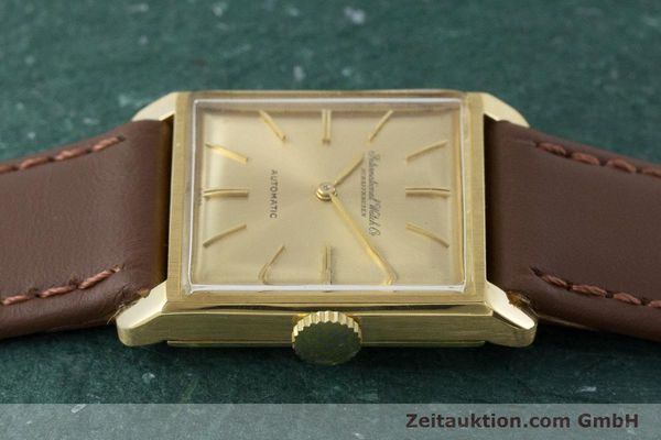 Used luxury watch IWC * 18 ct gold automatic Kal. 44 VINTAGE  | 161423 05