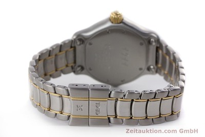 EBEL 1911 STEEL / GOLD QUARTZ KAL. 87 [161424]