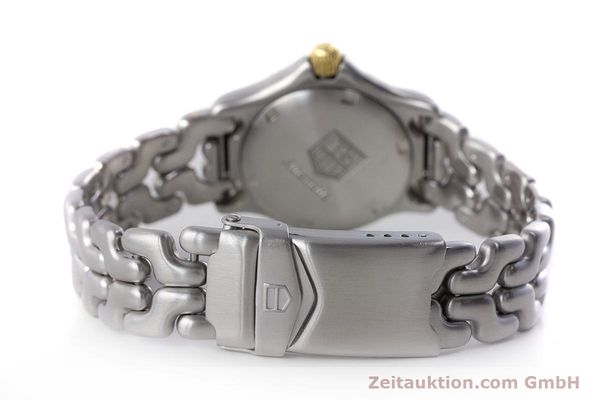 Used luxury watch Tag Heuer Link steel automatic Kal. ETA 2000-1 Ref. WG2320  | 161425 11