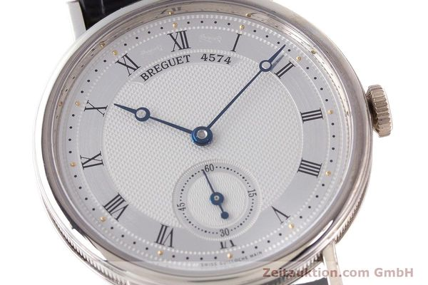 Used luxury watch Breguet Classique 18 ct white gold manual winding Kal. 511DR Ref. 5907  | 161427 02