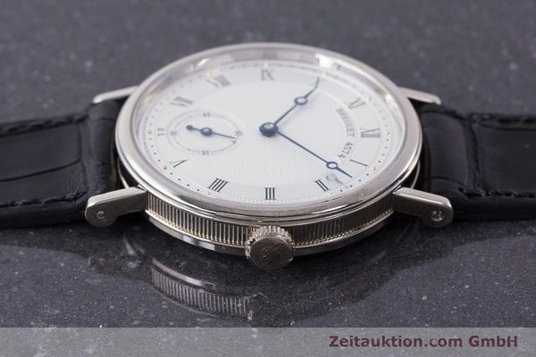 Used luxury watch Breguet Classique 18 ct white gold manual winding Kal. 511DR Ref. 5907  | 161427 05