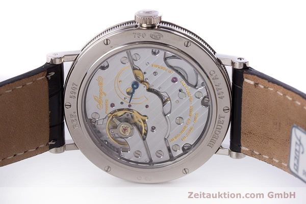 Used luxury watch Breguet Classique 18 ct white gold manual winding Kal. 511DR Ref. 5907  | 161427 09