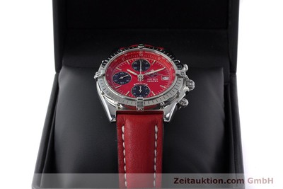 BREITLING CHRONOMAT THE RED ARROWS CHRONOGRAPH A13050.1 LIMITIERT VP: 6690,- Euro [161434]