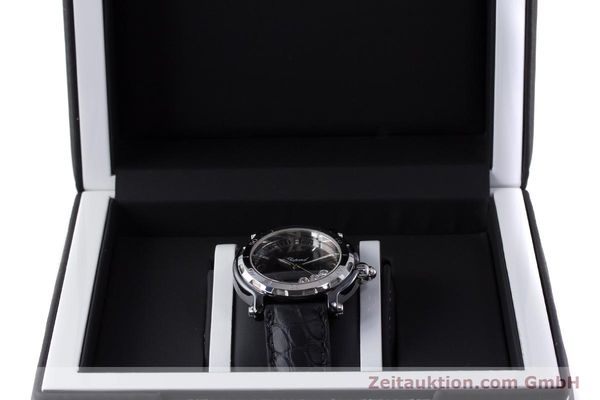 Used luxury watch Chopard Happy Sport ceramic / titanium quartz Kal. ETA 955.112 Ref. 8507/28/8507 LIMITED EDITION | 161435 07