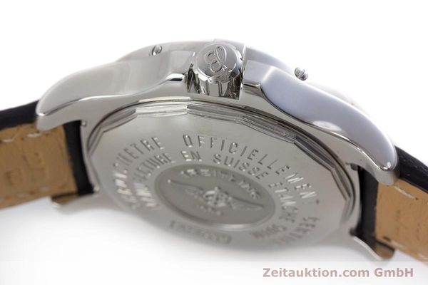 Used luxury watch Breitling Colt steel quartz Kal. B74 ETA 955652 Ref. A74380  | 161438 08
