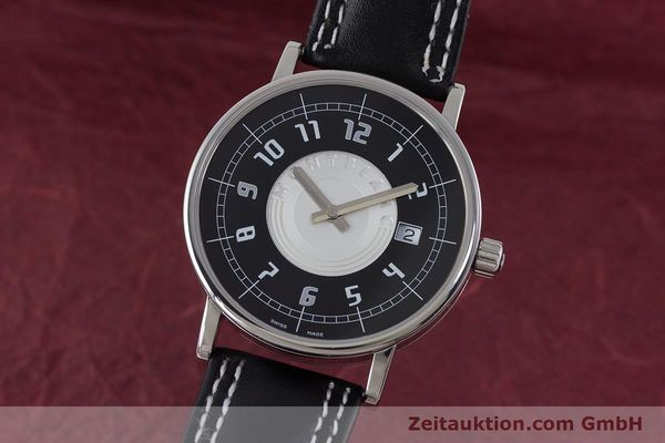 MONTBLANC SUMMIT STEEL QUARTZ KAL. 4810101 ETA 955112 LP: 1150EUR [161439]