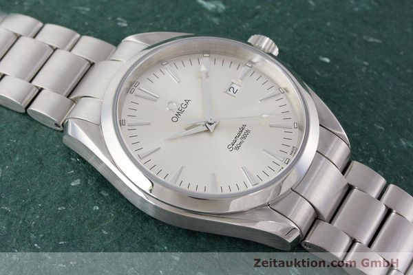 Used luxury watch Omega Seamaster steel quartz Kal. 1538 Ref. 25173000  | 161443 15