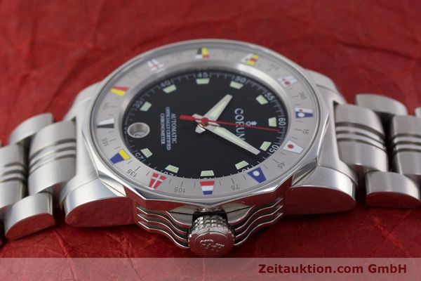 Used luxury watch Corum Admirals Cup steel automatic Kal. ETA 2892A2 Ref. 982.530.20  | 161446 05