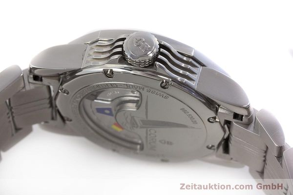 Used luxury watch Corum Admirals Cup steel automatic Kal. ETA 2892A2 Ref. 982.530.20  | 161446 08