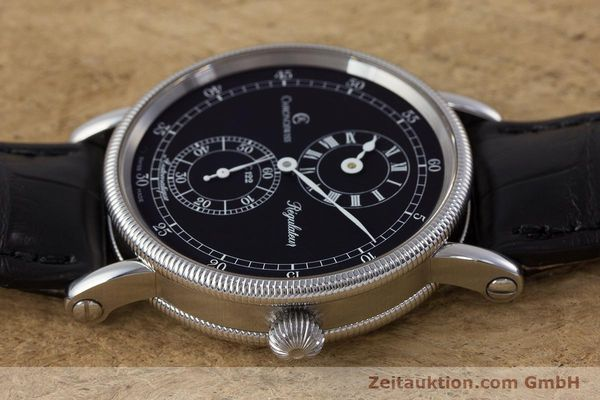 Used luxury watch Chronoswiss Regulateur steel automatic Kal. C122 Ref. CH1223  | 161453 05
