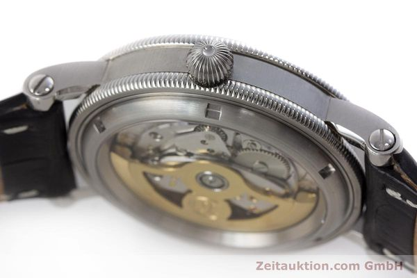 Used luxury watch Chronoswiss Regulateur steel automatic Kal. C122 Ref. CH1223  | 161453 11